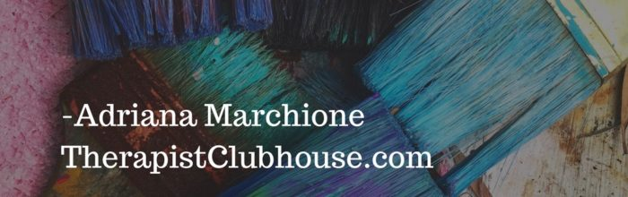 Podcast Interview on Therapist Clubhouse