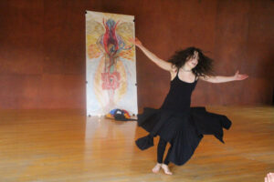 Dance Performance Marking Family Genocide, Tamalpa Institute